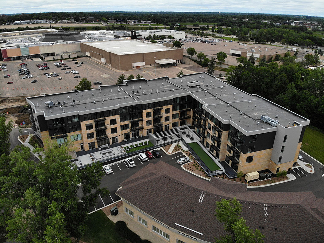 RIDGEDALE APARTMENTS