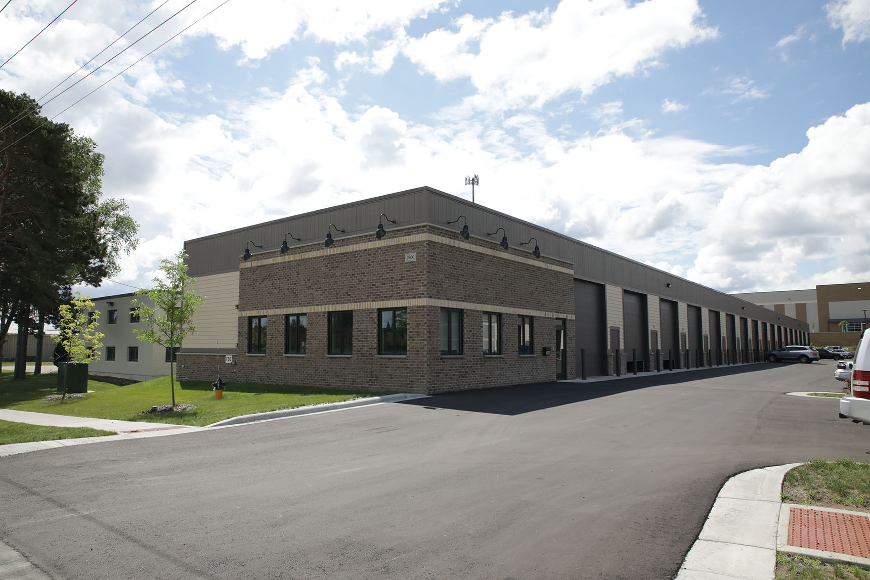 SHAKOPEE SELF STORAGE